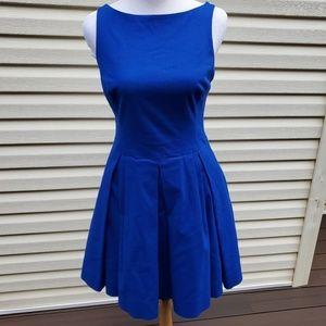True Blue Polo by Ralph Lauren Skater Dress Size 4
